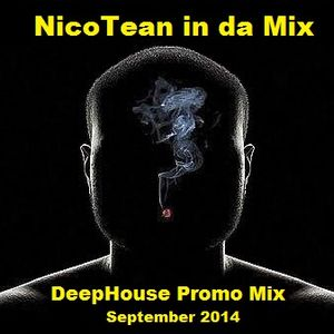 NicoTean in da Mix - Tech House Promoset September 2014