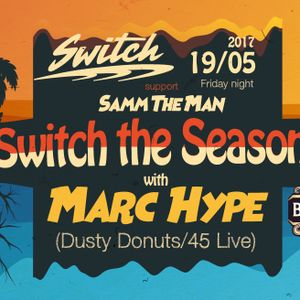 Switch the Seasons // MARC HYPE // 19.05.2017