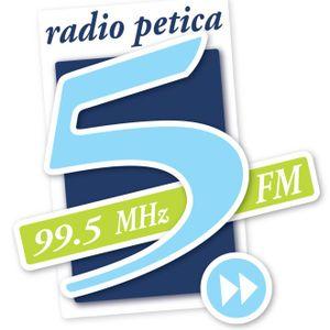 Djordje David - part II, gostovanje - Radio Petica, 22.09.2011.