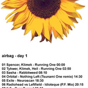 airbag - day 1