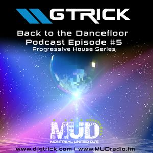 Back to the dancefloor Podcast Episode #5