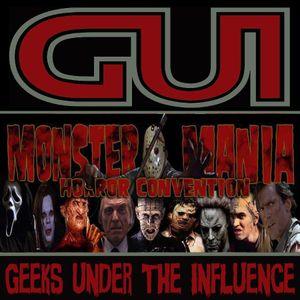 GUI 19 - MONSTER-MANIA: GARY BUSEY IS NOSFERATU