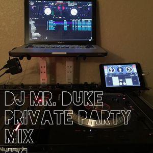 DJ Mr. Duke Mix #4 Private Party Upbeat R&B