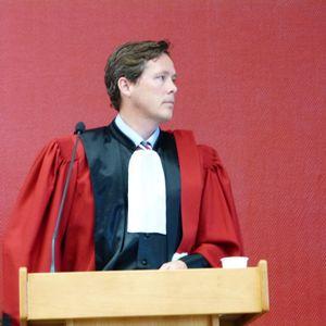 """Leçon inaugurale : le Professeur Emmanuel Aubin """"les fonctionnaires"""""""