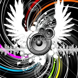 Musik verleiht Flügel