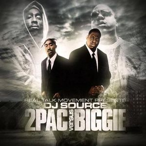 DJ Source - 2Pac Vs. Biggie (Mixtape 2007)