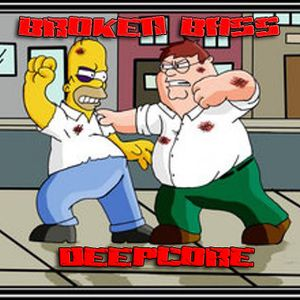 DJ DEEPCORE VS DJ BROKEN BASS - FACE TO FACE (LIVEMIX GOLD EDITION 2011)