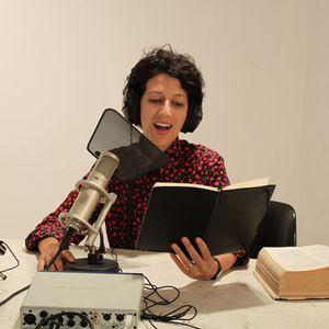 Alessandra Eramo - Sound Artist, Entrevista Culturama 27.04.2016
