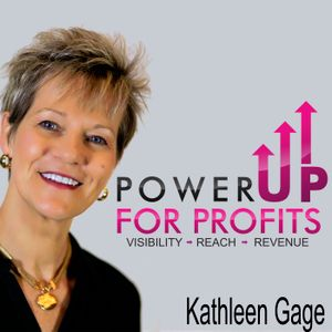 116: Kathleen Gage Leaving it All Out on the Stage