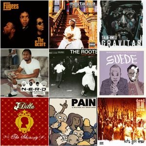 Soulful Hip Hop Vol. 1: The Roots, Talib Kweli, J Dilla, De La Soul, Masta Ace, The Pharcyde, Q-tip