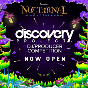 SHAN NASH – Discovery Project: Nocturnal Wonderland 2016