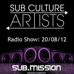 Subculture Artists SubMission Radio Mix