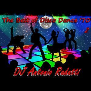 2-The Best of Disco Dance '70 (DJ Antonio Radatti) 1989