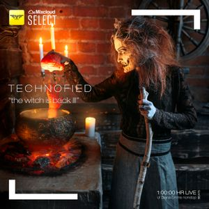 Technofied The Witch Is Back Iii By Diana Emms Live