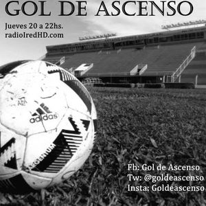 Gol de Ascenso. Programa del jueves 27/7 en iRed.tv