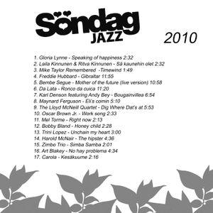 DJ A. Myllykoski - Söndag Jazz 2010