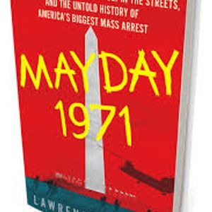 """Interview with Lawrence Roberts, """"Mayday 1971"""" on GET UP! WOWD 94.3 fm takomaradio.org Aug. 31, 2020"""