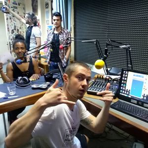 Preyah, Matt Gerrard [Gees, Adventure Science, UK] +mcatinboots & Кати А @DJambore.com OnAir 17/6/19