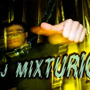 DJ MIXTURIO - My deep techno-house djset