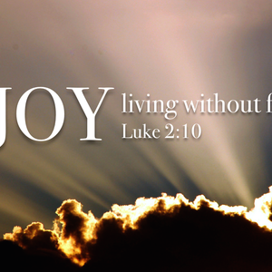 """""""Joy: Living Without Fear"""" featuring Karen Reed"""