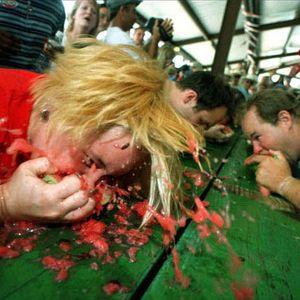 Watermelon Throwdown w/ Jamie Tennant Dec 27 2912 Edition
