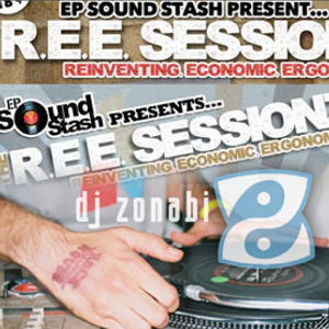 R.E.E.Sessionz mix by DJ Zonabi