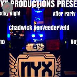 Nyx Productions Live After Party Series (6.8.17)