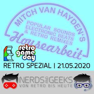 Mitch van Hayden's Housearbeit | RetroGameDay Retro&Chiptune Spezial