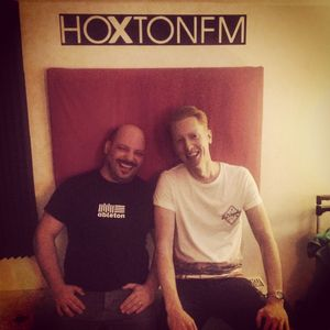 #StuckOnAir #505 with @EnzoTedeschi & @DanFormless every Friday 5-7pm on Hoxton FM