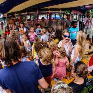 Steffnitz B2B DJ Dragonslayer - Silent Disco Kindermuziek Festival Ruigoord
