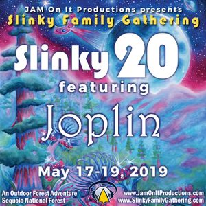 Joplin - Night Set - Live at Slinky 20 - 051819