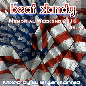 Beat Kandy Vol. 34 [Memorial Weekend 2016] (May 2016)