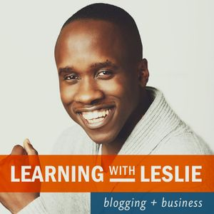 183 Coaching With Leslie: Solving The Biggest Problem Most Bloggers Face