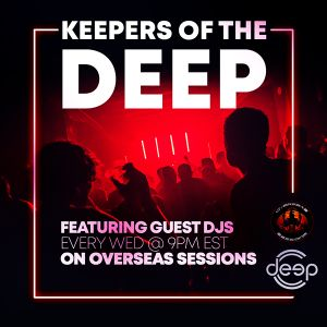 Keepers Of The Deep Ep 121 w EL VOC (Dresden), DBG (Montpellier), & SmiDex (Cologne)