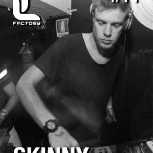 TechnoLogic Factory Chart #11 August by Skinny