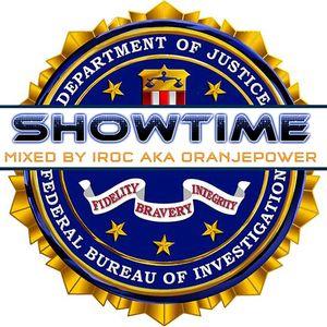 Showtime 2k12 mixed by Iroc aka oranjepower