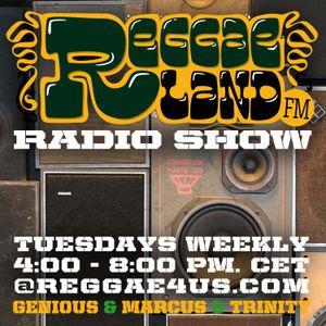 Reggaeland FM radio show @ reggae4us.com (29-Apr-2014)