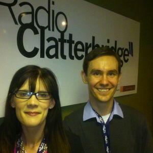 Tamzin Jones and Alan Miller from Age UK Wirral talk to Radio Clatterbridge