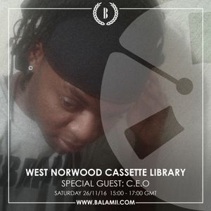 BALAMII: West Norwood Cassette Library w/C.E.O (November 2016)