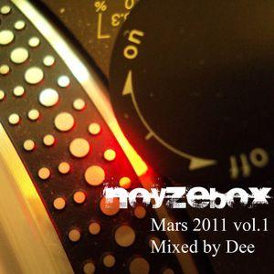 Noyzebox Mars/2011 Vol.1 by Dee