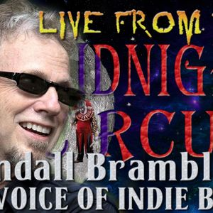LIVE from the Midnight Circus Featuring Randall Bramblett