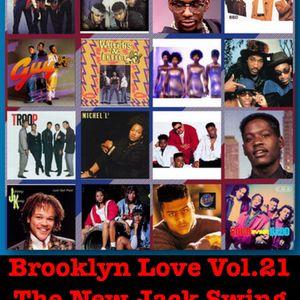 Brooklyn Love Vol.21 New Jack Swing