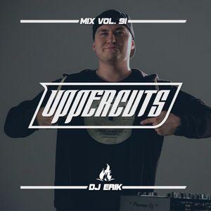 DJ Erik - Uppercuts Mix Vol. 91