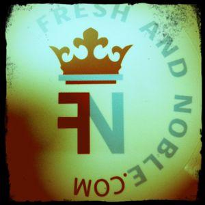 fresh & noble, Space Invader Radio Show, #1 w/ cubikmusik