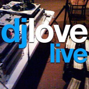 DJ Love: Live at Ten in Downtown Dallas - April 9th 2010 (Part 1)