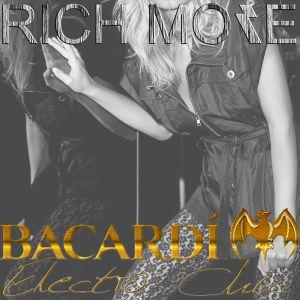 RICH MORE: BACARDI® ELECTROCHIC 25/10/2013
