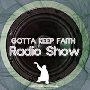 Spiritual Blessings - Gotta Keep Faith June 2012
