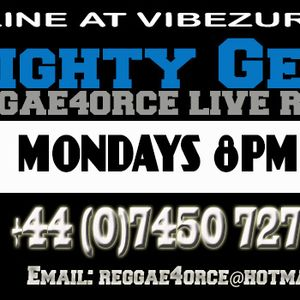 MIGHTY GENERAL RADIO SHOW -19TH DEC