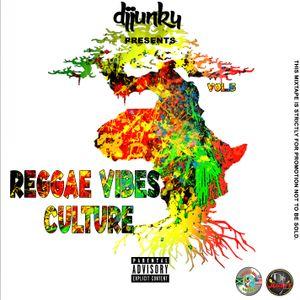 DJ JUNKY PRESENTS - REGGAE VIBES CULTURE VOL.5 MIXTAPE