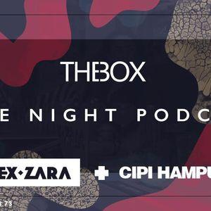 Late night podcast #25 Cipi Hampu & Alex Zara